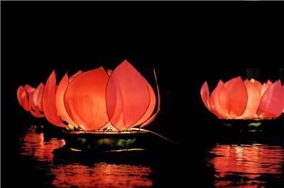 History of Paper Lanterns - Common Lanterns in China and Japan